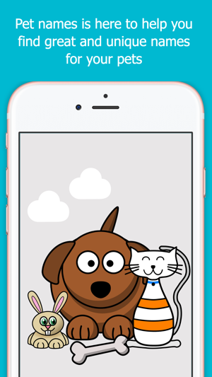 5000 Pet Names – Find a name your beloved pet on the App Store