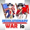 "On April 19, 1775, ""The Revolt heard around the world"" began a war for freedom called the American Revolutionary War or simply the Revolutionary War"