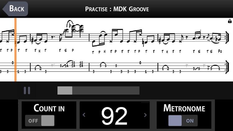 Beginning Slap Bass with MarloweDK screenshot-4