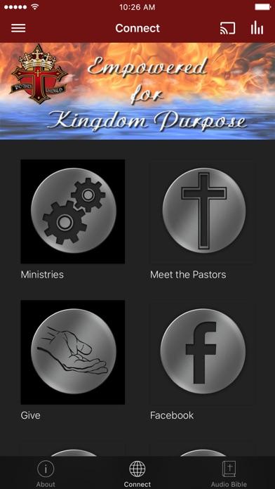 Power Church International App screenshot 2