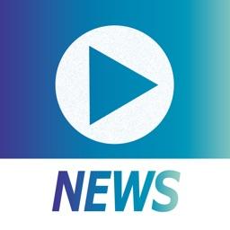 高速動画ニュース!連続再生機能付き動画プレイヤー