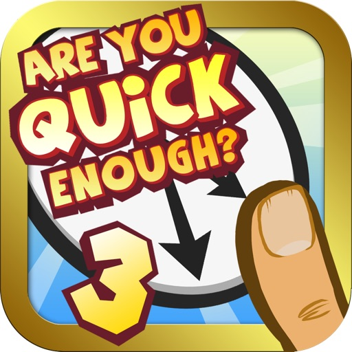 Are You Quick Enough? 3 - Brain Reaction Test