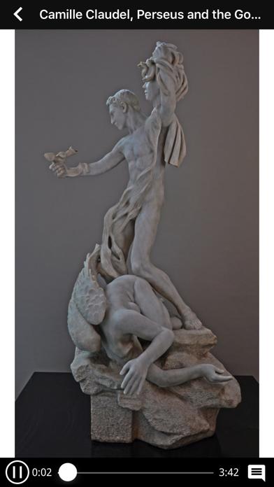 Camille Claudel Museum screenshot 5