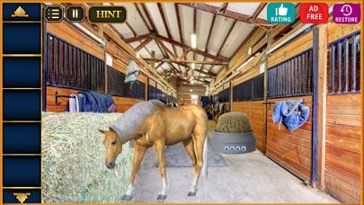 Locked Horse Farm Escape screenshot two