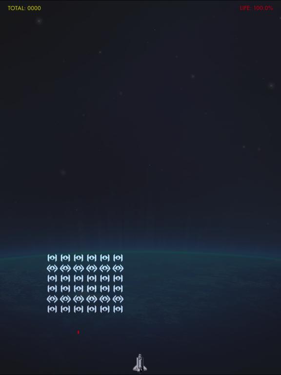 Alien Invaders vs. Space Shuttle Arcade Video Game screenshot 5