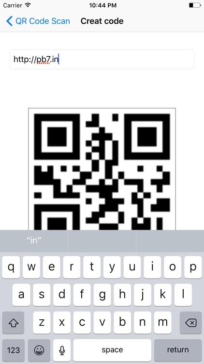 QR Code Scan Generator and Scanner : Creat Reader