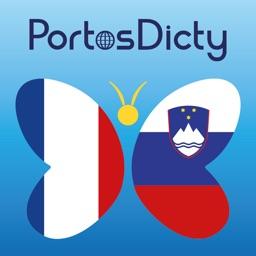 PortosDicty Dictionnaire Français Slovene, Slovensko francoski slovar - Free