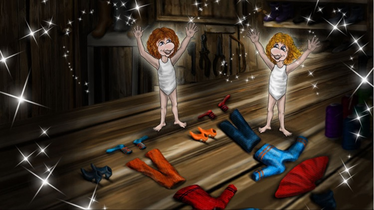 The Shoemaker and the Elves: Interactive Kids Book screenshot-4