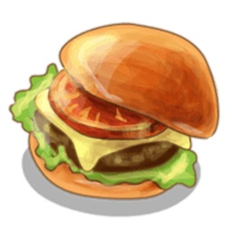 Foodmoji stickers for iMessage