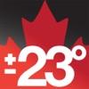 Atmosphérique–Canadian Weather from EC