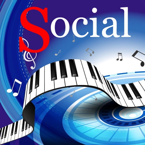 Piano Social MIDI Studio - Internet Music Teacher