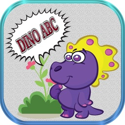 ABC Kids Games Words - Dinosaur First Steps Draw
