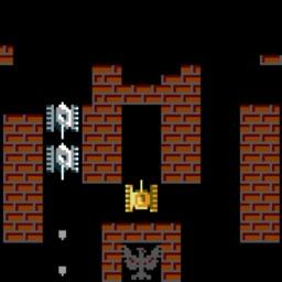 Pixel Tank Battle Game
