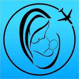 Little Ears - Baby flying helper