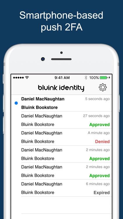 Bluink Identity