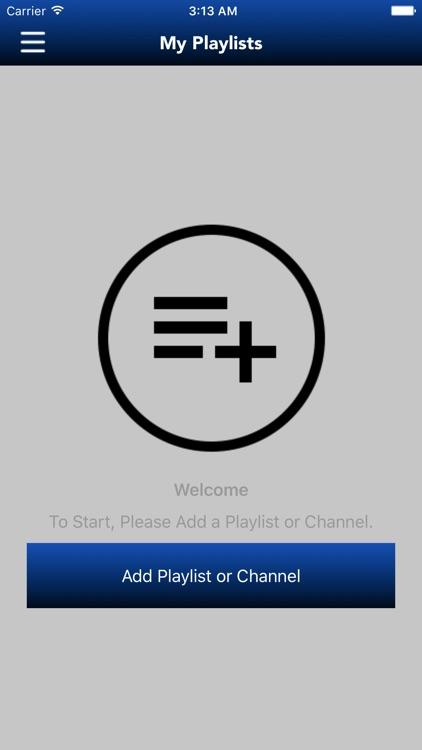 IP Television - IPTV,  M3U Player, Watch Live TV