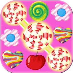 Candy Toffy Match 3 Game