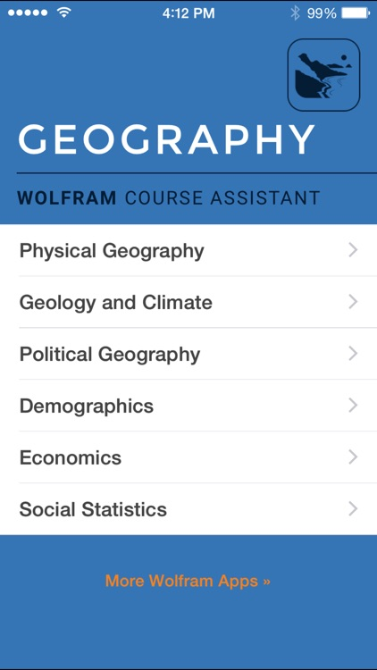 Wolfram Geography Course Assistant