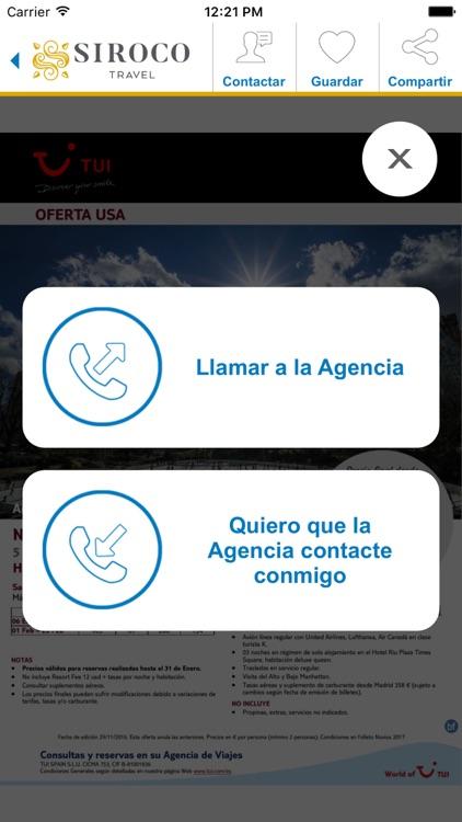 Siroco Travel screenshot-3