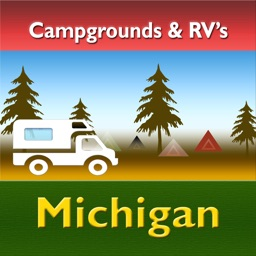 Michigan – Camping & RV spots