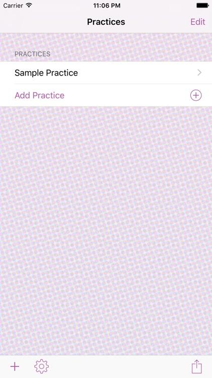 InfiniteCheerleading Practice Planner