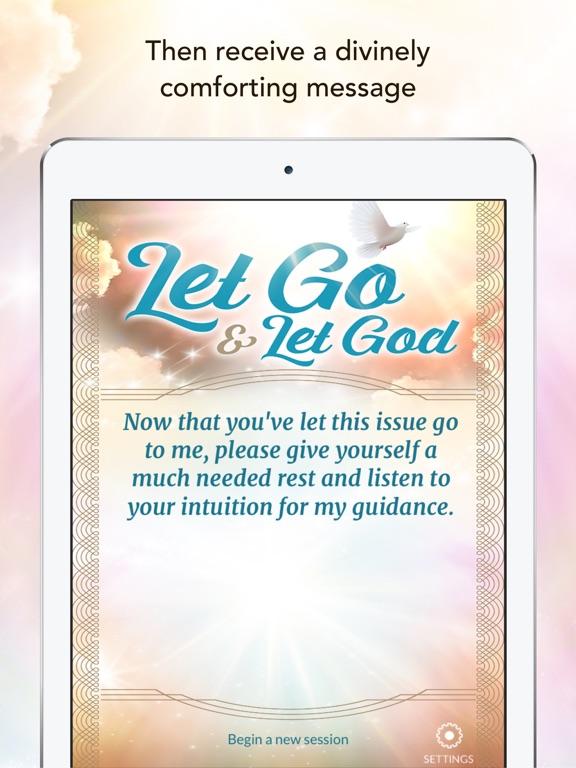Let Go and Let God screenshot 6