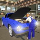 Classic Car Mechanic Garage – Fix My Car icon