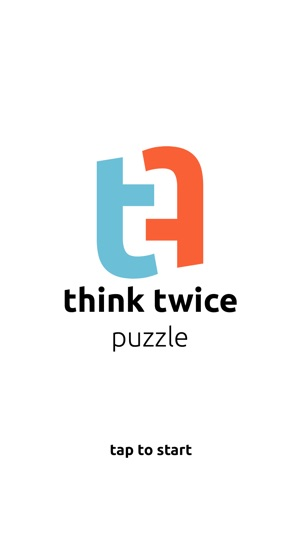 Think Twice Puzzle Screenshot