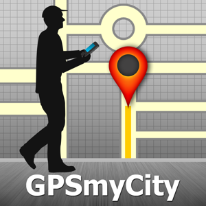 GPSmyCity: Walks and Articles with Offline Maps app