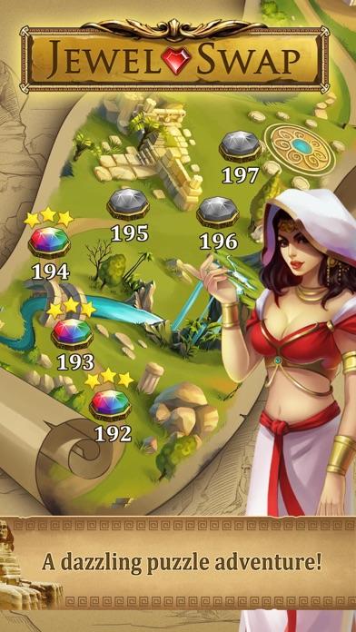 Jewel Swap -Magic match 3 game screenshot three
