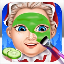 Christmas Salon Makeover Kid Games (Girl & Boy)