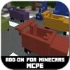 MineCars AddOn for Minecraft PE