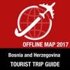 Bosnia and Herzegovina Tourist Guide + Offline Map