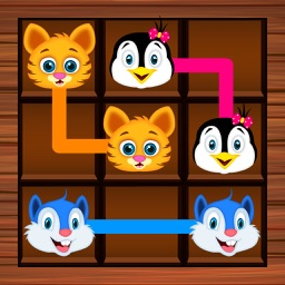Connect Animal - Puzzle Game