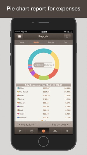 my mileage pro mileage log expense tracker on the app store