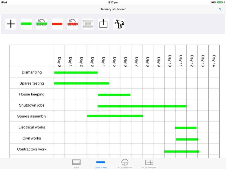 Project Control Tools screenshot-3