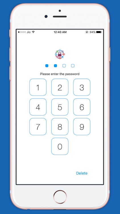 App Lock : AppLock With Password and Touch-ID