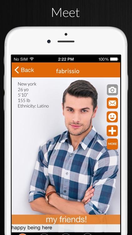 A4A adam4adam gay dating chat social network
