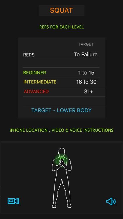 Khaylo Fitness Test