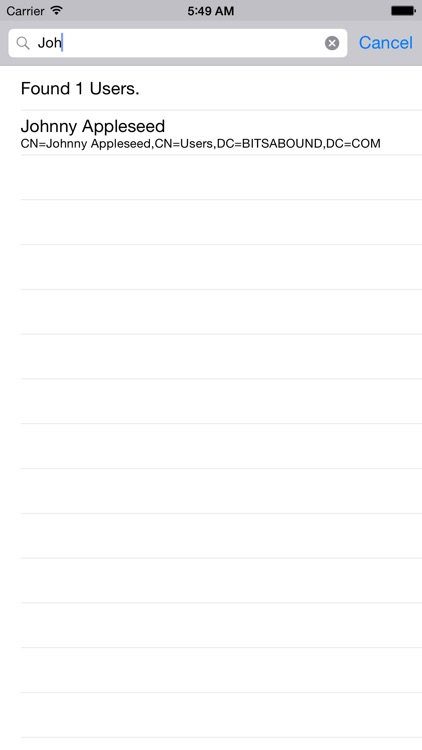 Active Directory Assist Pro screenshot-4