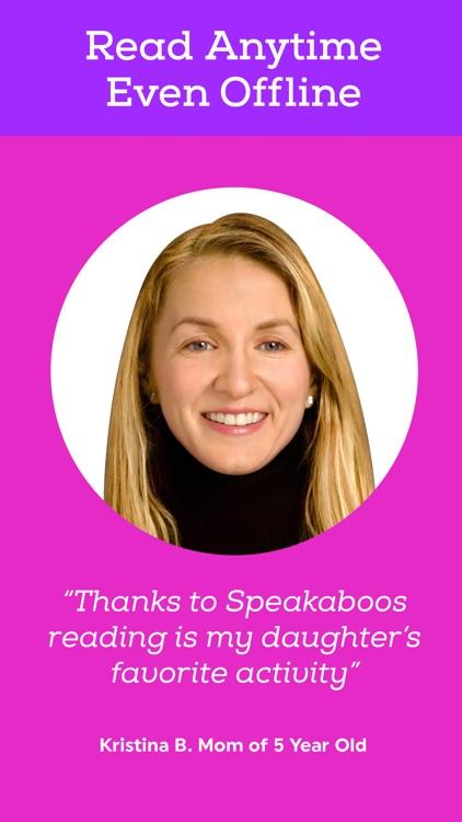 Speakaboos Reading App: Stories & Songs for Kids app image