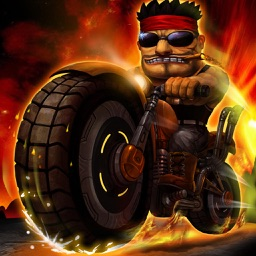 Traffic rider:Free city csr motorcycle racing game