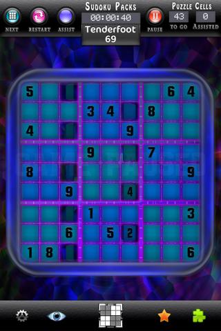 Sudoku Packs - náhled