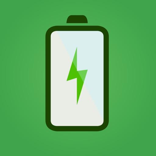 Battery Life Doctor & health 200 for iPhone & iPad app logo