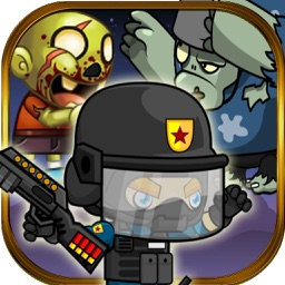 Special Forces - Zombie War