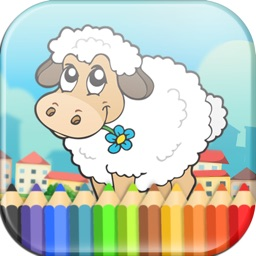 Animals Coloring Book - Free Game for Kids