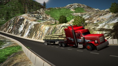 大きなトラック シミュレータ: 道路のトラックの運転手 2017のおすすめ画像1