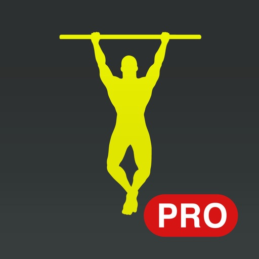 Runtastic Pull Ups PRO Workouts, Trainer & Counter