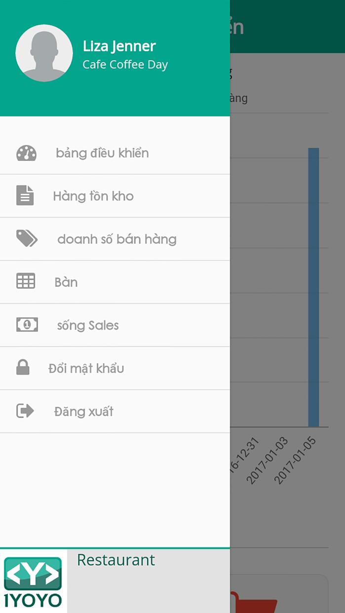 Quản lý App Screenshot
