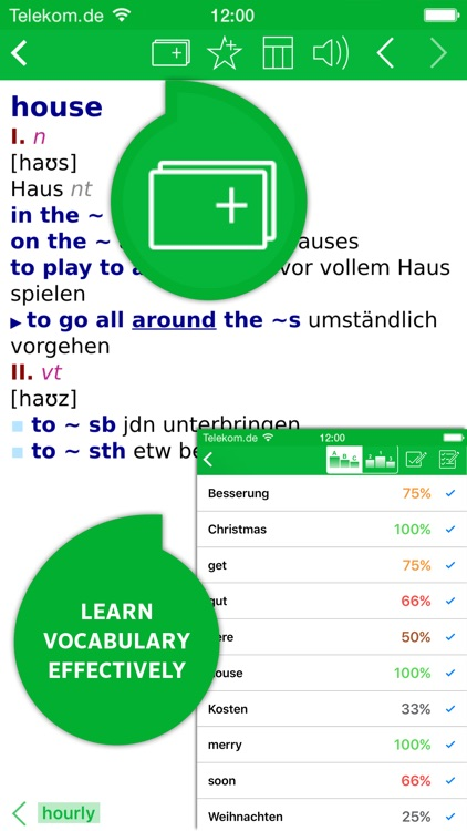 Dictionary German - English BASIC by PONS screenshot-4